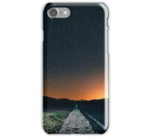 Starry Night in Madeira iPhone Case/Skin