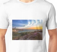 Blades Over The Needles Unisex T-Shirt