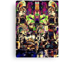 whiskey mystic Canvas Print