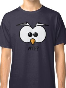 Cute Owl Sweet Nice Girl Boy Unisex Modern Cool Toy Animal Design Cartoon Gift T-Shirts Classic T-Shirt