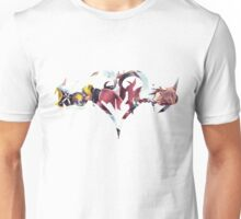 Kingdom Hearts logo Sora Unisex T-Shirt
