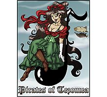 Callie Winters-Pirates of Tezomea Photographic Print