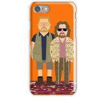 Jeffrey & Walter iPhone Case/Skin