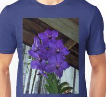 Purple Orchid Unisex T-Shirt
