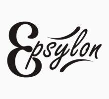 Epsylon - White background Kids Tee