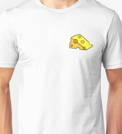 Cheese Slice Unisex T-Shirt