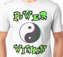 Power Within: Chill Vibe  Unisex T-Shirt