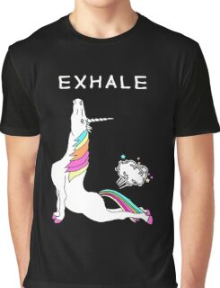 Unicorn yoga - teacher Graphic T-Shirt