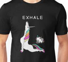 Unicorn yoga - teacher Unisex T-Shirt
