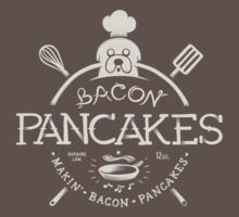 Bacon Pancakes by victorsbeard
