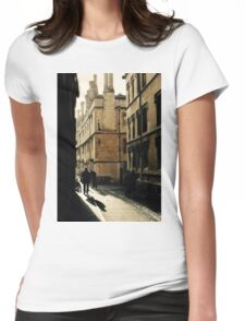 Oxford Shadows Womens Fitted T-Shirt