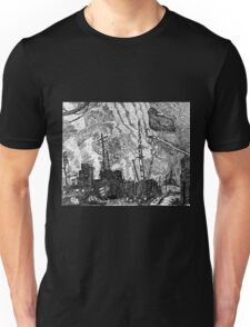 Gull and Sky Unisex T-Shirt