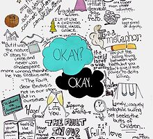 The Fault in Our Stars - ORIGINAL ARTIST by natasharamon