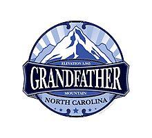 Grandfather Mountain North Carolina Photographic Print