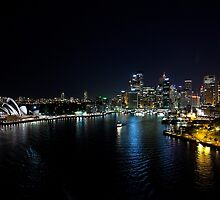 Sydney Cove by Paul Barnett