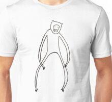 Tall Monkey Unisex T-Shirt
