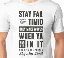 SKY'S THE LIMIT Unisex T-Shirt