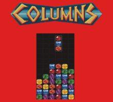Columns Kids Tee