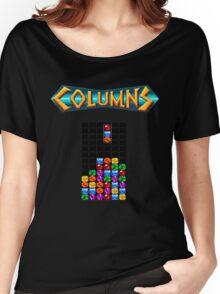 Columns Women's Relaxed Fit T-Shirt