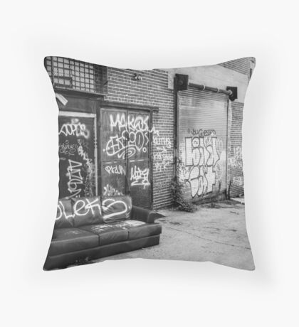 Relax, Take a Seat Throw Pillow