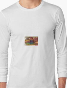 a breathtaking place Long Sleeve T-Shirt
