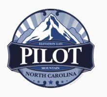 Pilot Mountain North Carolina by Carolina Swagger