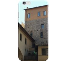 Florence Buildings iPhone Case/Skin