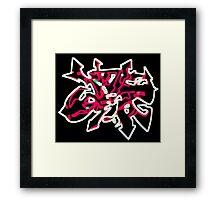 ARROWZ Framed Print