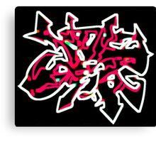 ARROWZ Canvas Print