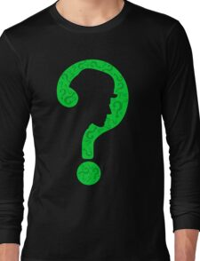 The Riddler ? Long Sleeve T-Shirt