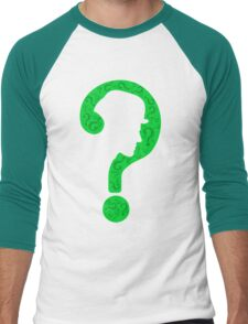 The Riddler ? Men's Baseball ¾ T-Shirt