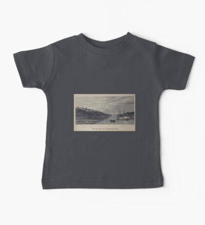 677 View of the jet at Harlem River Baby Tee