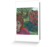 Before by 'Donna Williams' Greeting Card
