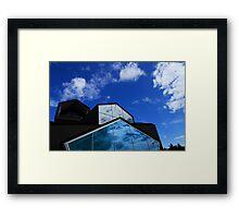 Museum of Design  Framed Print