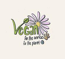 Vegan by natasharamon