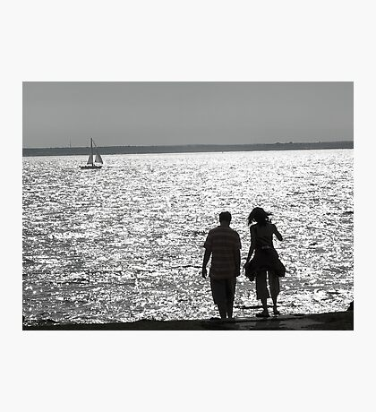 The Lovers Photographic Print
