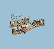 """Greetings from North Carolina"" T-Shirt"