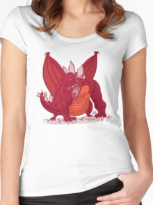Dragonnate Women's Fitted Scoop T-Shirt