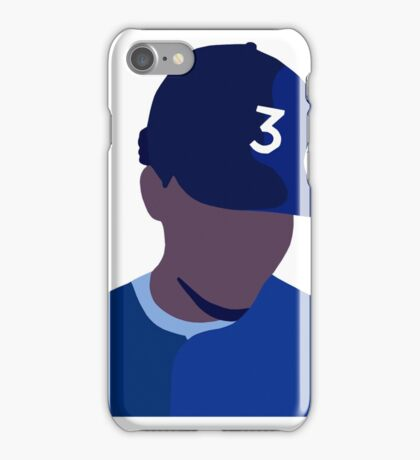 Chance The Rapper Coloring Book Album Minimalist Art iPhone Case/Skin