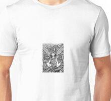 """BUTTERFLY FAIRY"" by artist ED GEDROSE Unisex T-Shirt"