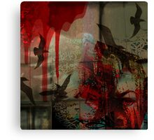 Freedom-Graffiti/Fantasy Style Canvas Print