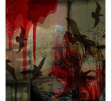 Freedom-Graffiti/Fantasy Style Photographic Print