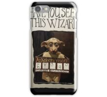Poor Dobby iPhone Case/Skin