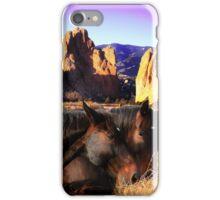 Colorado Drive In - Part 3 in Series iPhone Case/Skin
