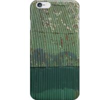 Green Shed  iPhone Case/Skin