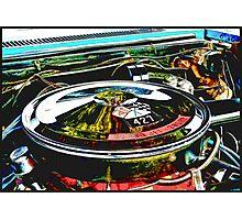 427 Motor Photographic Print