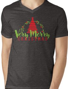 Have a Very Merry Christmas Mens V-Neck T-Shirt