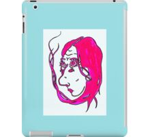 Seeping Into Oblivion iPad Case/Skin