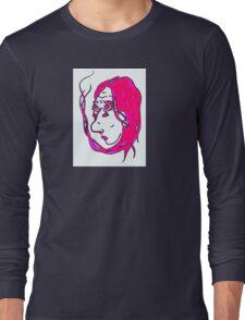 Seeping Into Oblivion Long Sleeve T-Shirt