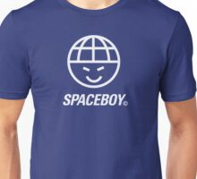 Cheeky Spaceboy Face Logo T-Shirt Unisex T-Shirt